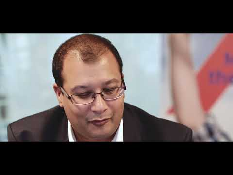 Global Program Director Ash Shah talks the importance of partners at AXA