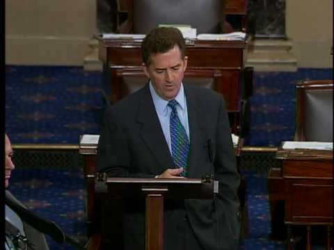 Senator DeMint Speaks Against President's...