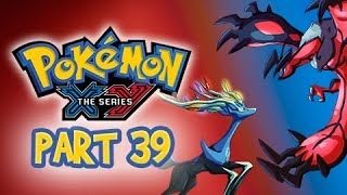 Pokemon X And Y Gameplay Walkthrough Part 39 Kalos Power