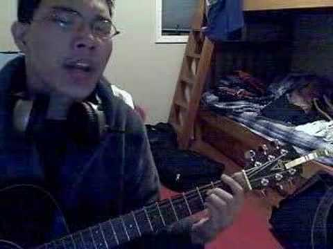 3 Doors Down - Let Me Go Acoustic Cover