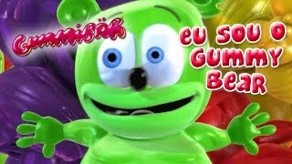 The Gummy Bear Song Long Brazilian Version Gummibär