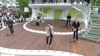 Thomas Anders. Modern Talking Medley. ZDF Fernsehgarten, ZDF HD. 17.05.2015