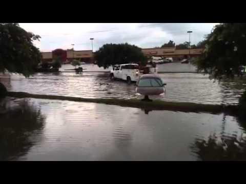 RAW VIDEO: Flooding in Orangeburg 2