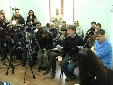 Суть речей та прес-конференція з Оксаною Продан