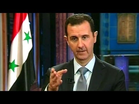 Bashar al-Assad Interview with Fox News Part 1