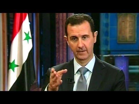 Bashar al-Assad Interview with Fox News Part 1