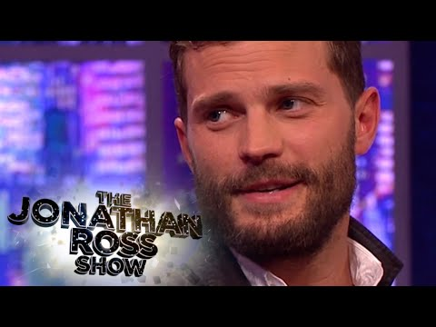 Jamie Dornan's Wife Won't Watch Fifty Shades of Grey - The Jonathan Ross Show