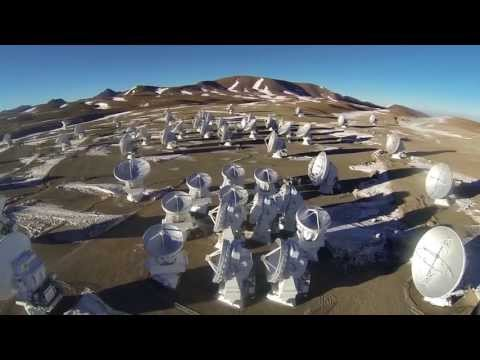 ALMA and the Atacama - An Awesome View! | ESO Space Science HD Video