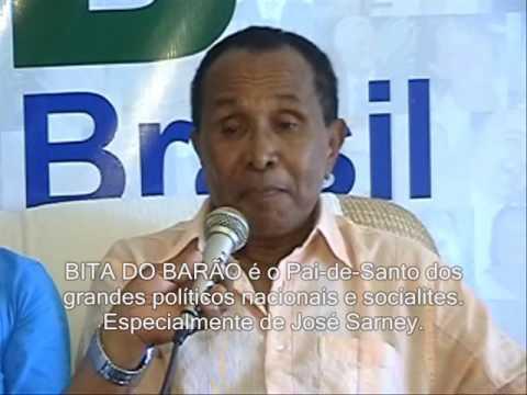 BITA DO BARÃO FALA DE SARNEY
