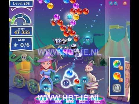 Bubble Witch Saga 2 level 168