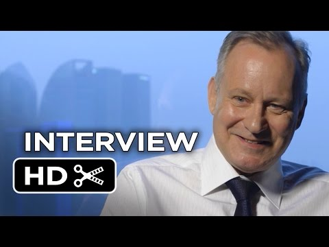 Hector and the Search For Happiness Interview - Stellan Skarsgård (2014) - Movie HD