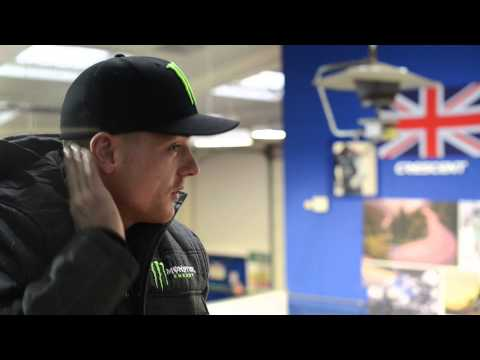Alex Lowes Talks Suzuki At Team Launch