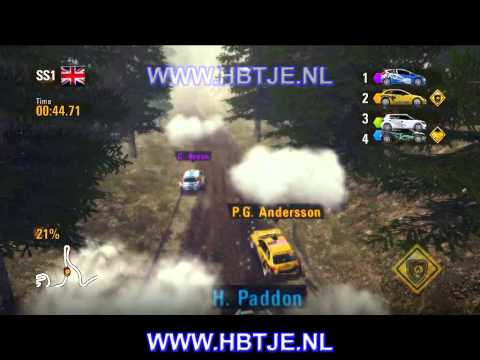 WRC Powerslide career part 22 (easy)