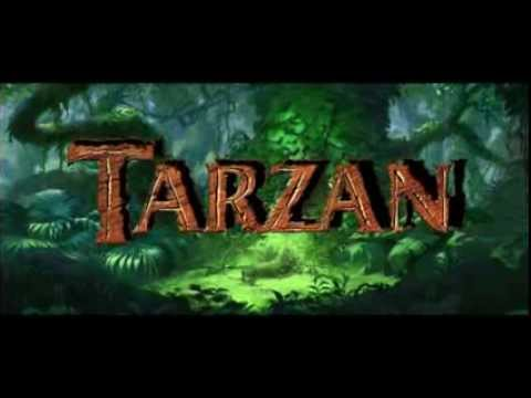 Tarzan Book Trailer