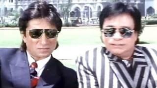 Baap Numbri Kadar Khan, Shakti Kapoor, Baap Numbri Beta