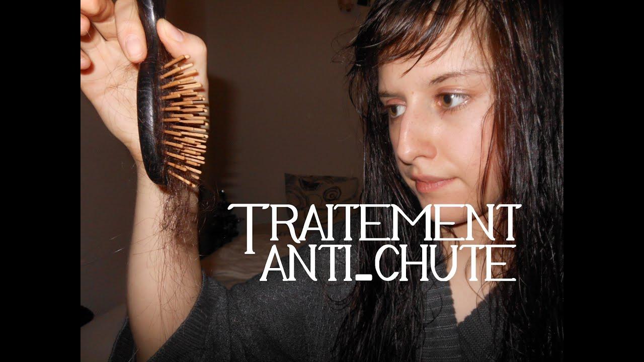 Chute de cheveux femme et traitement