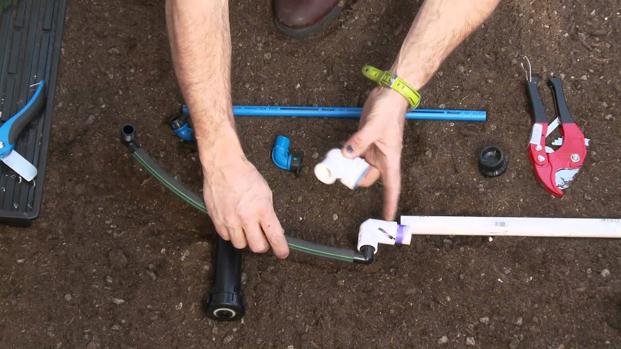 how to join pvc pipe