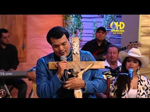 Padre Alessandro - Esse é o meu Deus e Mensagem de Fé - Aparecida Sertaneja 20/05/14