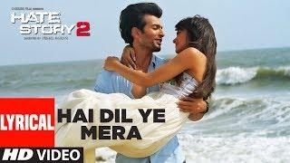 Hai Dil Ye Mera Lyrics   Hate Story 2