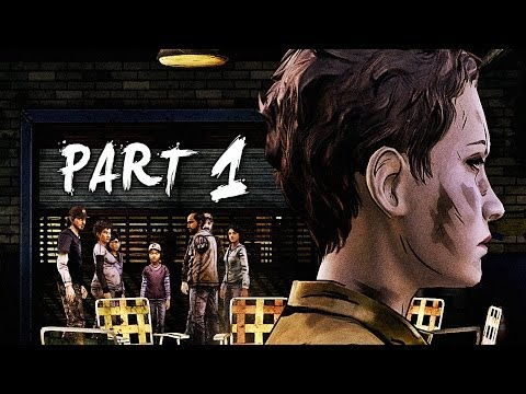 The Walking Dead Season 2 Episode 3 Gameplay Walkthrough Part 1 - In Harm's Way