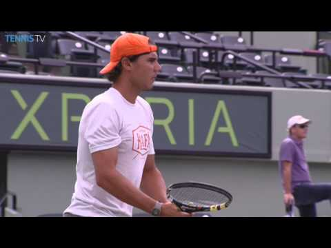 Miami 2014 Friday Highlights Nadal Djokovic