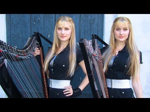 THE HOUSE OF THE RISING SUN (Harp Twins electric) Camille and Kennerly