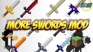 Minecraft 1.5.2 ~ Como Instalar More Swords Mod TUTORIAL