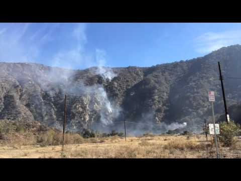 Colby Fire Video For Saturday, January 18