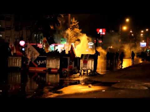 Mersin Berkin Elvan protestosu