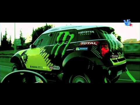 Nani Roma con el MINI Dakar 2014