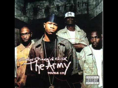Yung-Ro, 50_50 Twin, King Koopa, Lil' Flip-Freestyle Drill ., Color Changin Click- The Army