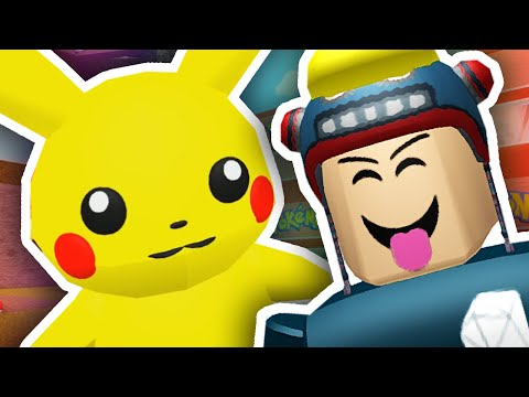 POKEMON GO TYCOON!! | Roblox