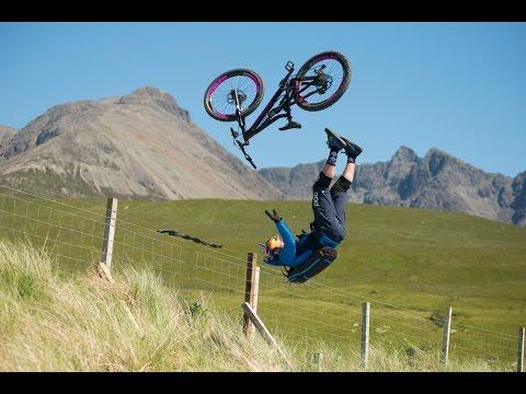 The Frontflip: Danny Macaskill Making 'The Ridge'