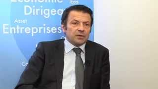 Interview Christophe Gaussin Pdg Gaussin Manugistique (extrait)