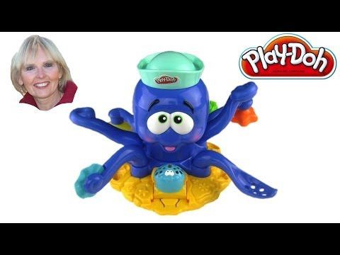 ♥♥ Play-Doh Octopus