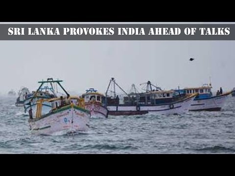 Sri Lankan navy apprehends nine Rameswaram fishermen