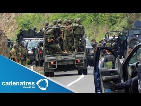 Análisis de la violencia en Michoacán, con Ivonne Melgar