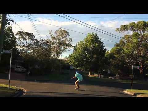 Longboarding II Liam Matthews