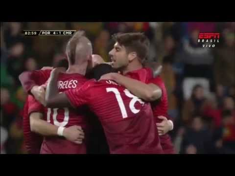 Portugal vs Cameroon (5-1) Full Highlights [HD]