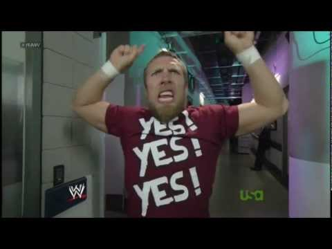 Daniel Bryan: YES! YES! YES!