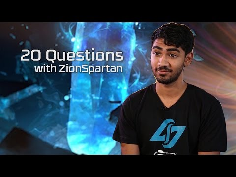 CLG ZionSpartan   20 Questions