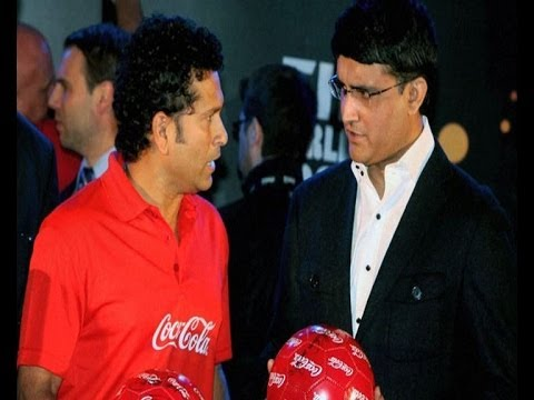 2014 FIFA WC: Brazil will win, says Sourav Ganguly