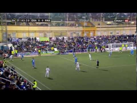 Copa Del Rey 07 12 2013 - Olimpic Xativa v. Real Madrid - HD - Full Match - 1ST - Spanish Commentary
