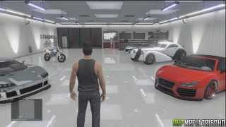 UNLIMITED CARS IN YOUR GARAGE - GTA 5 Online: More Than 10 Cars In Your Garage! (AFTER PATCH)