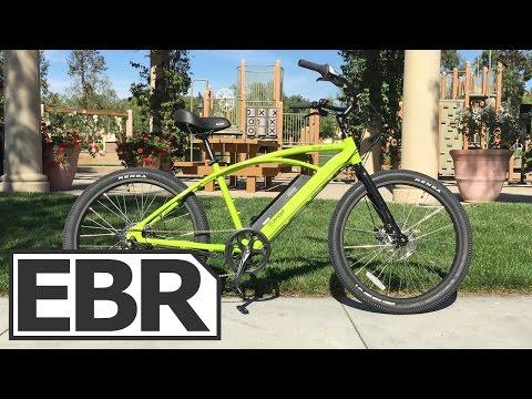 Juiced Bikes OceanCurrent Video Review - 28 MPH Cruiser Ebike