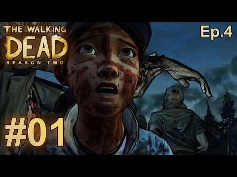 The Walking Dead Season 2: Episode 4 Walkthrough Part 1 - Slow and Steady