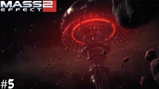 Mass Effect 2 Let's Play Part 5 Omega