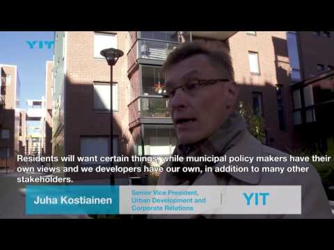 YIT - Urban development