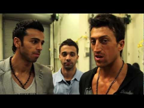 WBFF 2010 - Interview with Artus Shakur, David Kimmerle & Jonathan Joseph