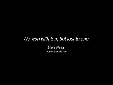 Quotes On Sachin Tendulkar